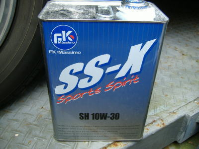 FK Massimo SS-X Sports Spirit SH 10W-30